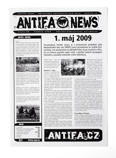 Antifa news