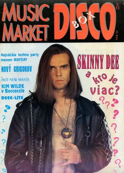 DISCO BOX Music Market